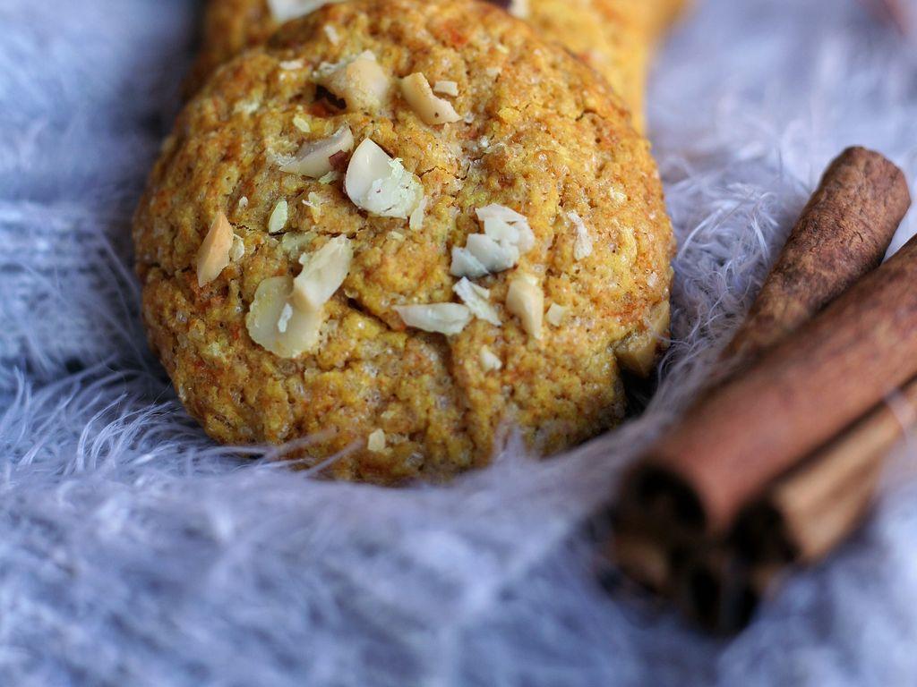 Pumpkin Spice Cookies vegan