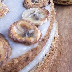 Banana Bread 100% antigaspi