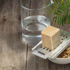 Liquide vaisselle maison au savon de Marseille