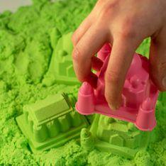 La recette du sable magique maison