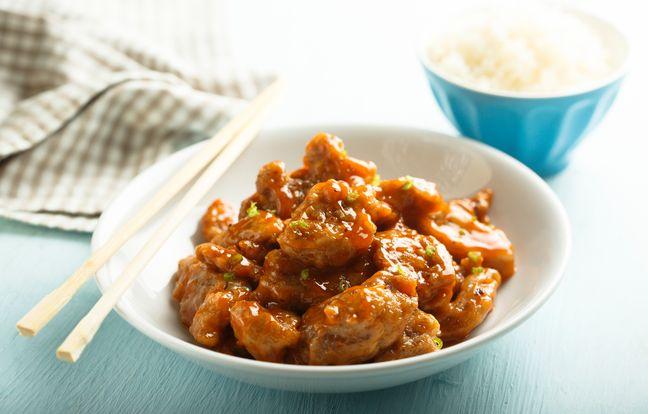 Porc au caramel recette chinoise facile