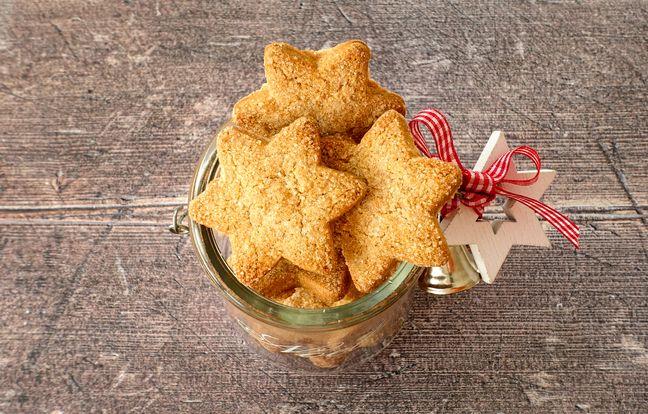 Petits Milanais (biscuits de noël Suisse)