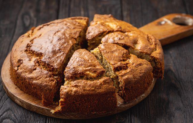 Périgourdin (Gâteau aux noix et au rhum)