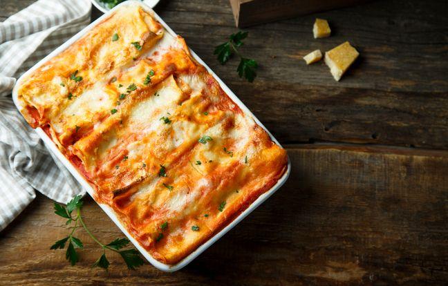 Lasagnes végétariennes (facile)