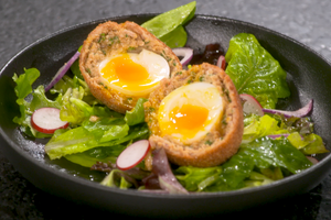 Scotch eggs par Laurent Mariotte