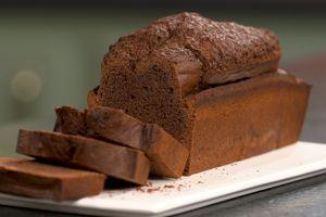 Cake au chocolat par Laurent Mariotte