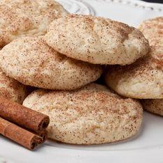 Biscuits à la cannelle (rapides)