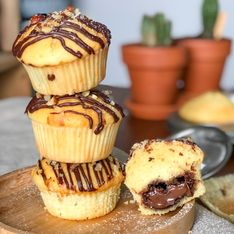 Muffins coeur coulant