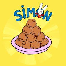 Les Power Balls à la Banane de Simon Super Lapin