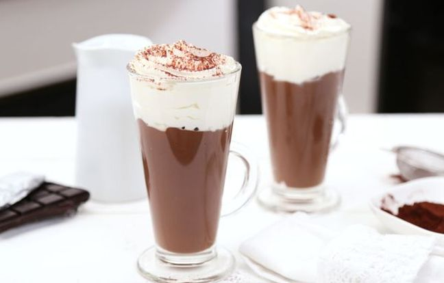 Chocolate vienés