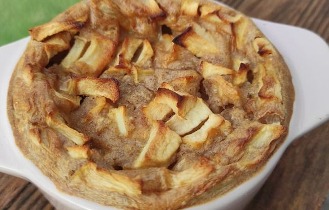 Cake aux pommes de Gwenou