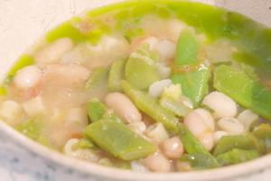Soupe au pistou par Laurent Mariotte