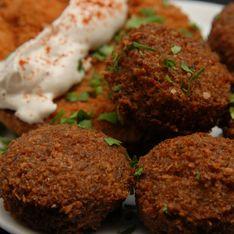 Falafel (crocchette di ceci)