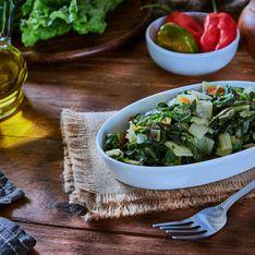 Insalata di bietole, zucchine e ventresca