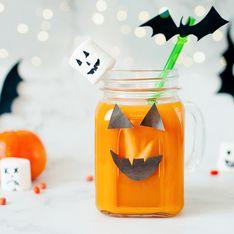 Cocktail monstrueux d'Halloween