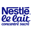 Logo Nestlé lait concentré sucré
