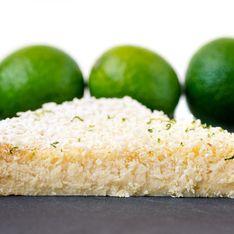 Torta leggera al lime