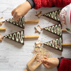 Brownies di Natale