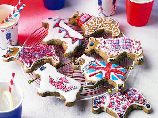 Waitrose Cor Blimey Corgi Ginger Biscuits