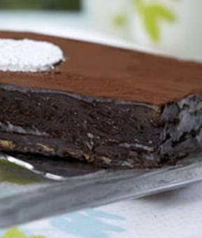 Mokka-Schokoladenkuchen