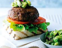 Gourmet Ranch Burger