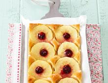 Würziger Apfelkuchen