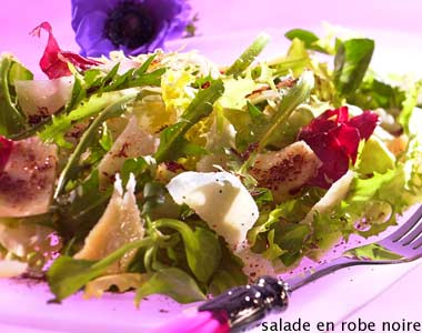 Blackcoat salad