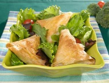 Broccoli parcels