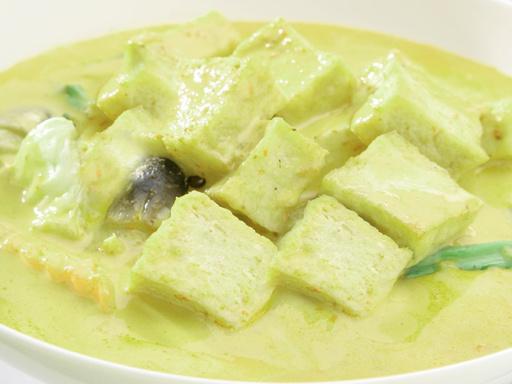 Lisa Riley s Tofu Thai Green Curry