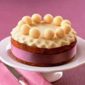 Simnel cake (Easter cake)