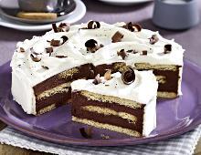Schoko-Keks Torte