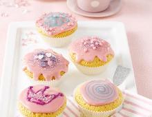 Prinzessinnen-Muffins