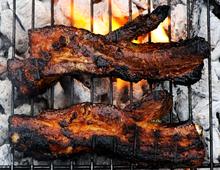 Cajun Barbecue Ribs