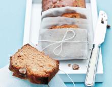 Vanille-Haselnuss-Kuchen