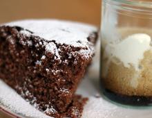 Angela Hartnett Chocolate and Ale Cake