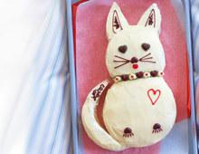 Kuchen Katze Minki