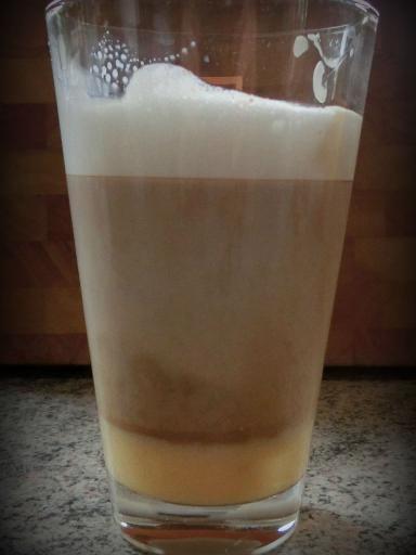 Eierlikör-Latte-Macchiato