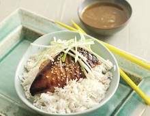 Grilled Honey Teriyaki Chicken