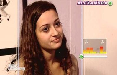 Alexandra (Star Academy 7) - photo postée par ameline84