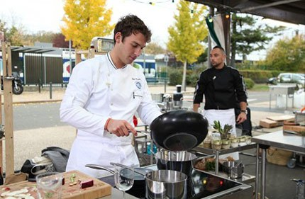 Alexis Braconnier (Top Chef 2011) - Photo posted by salamanca12
