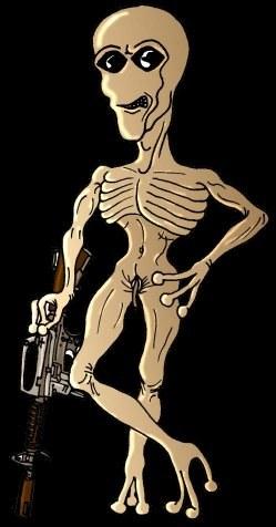 Alien Roswell (Pradel Academy) - Bild veröffentlicht von modadark
