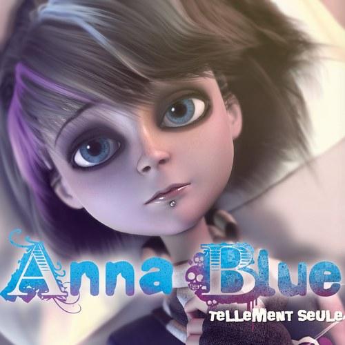 Anna  Blue - Bild veröffentlicht von cathyeyre