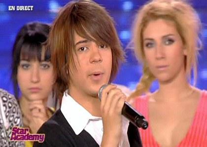Antoine (Star Academy 7) - photo postée par ludi8408