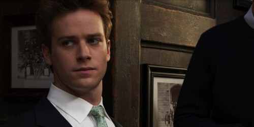 Armie Hammer - Photo posted by laredacteemix