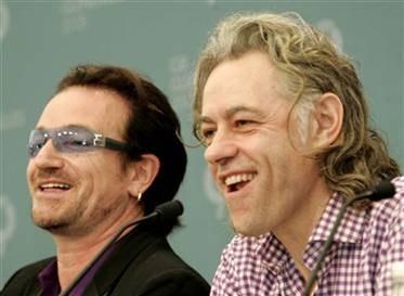 Bob Geldof - photo postée par salamanca12