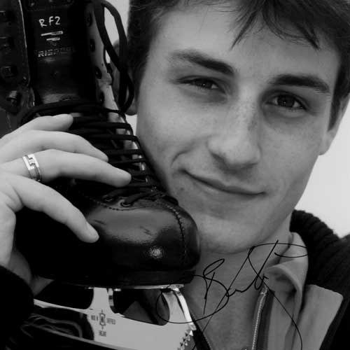 Brian Joubert - photo postée par missjoubert