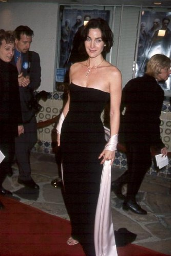 Carrie-Ann Moss - Photo posted by kanderson