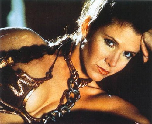 Carrie Fisher - foto publicada por carriefan