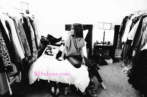 Charlotte Gainsbourg - photo postée par gainsbourgette23