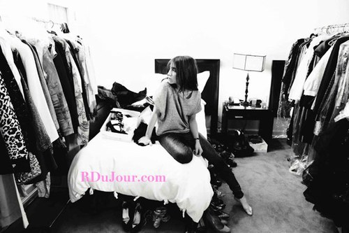 Charlotte Gainsbourg - foto pubblicata da gainsbourgette23